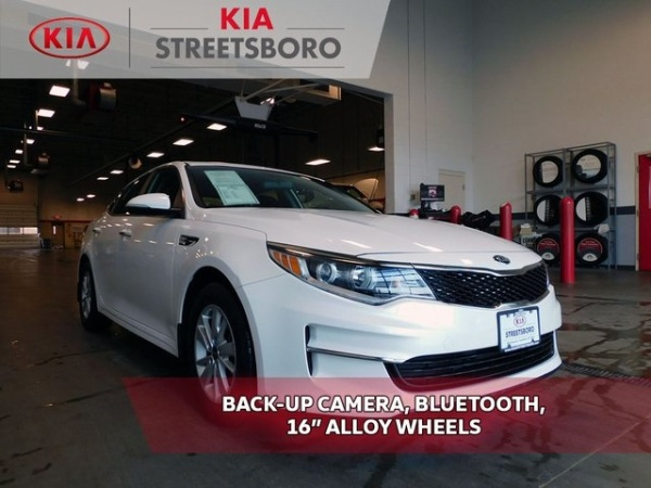 2016 Kia Optima in Streetsboro, OH