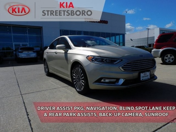 2018 Ford Fusion in Streetsboro, OH