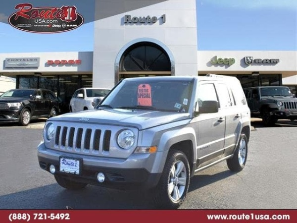 2016 Jeep Patriot in Lawrenceville, NJ