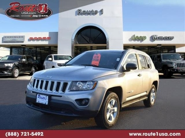 2017 Jeep Compass in Lawrenceville, NJ