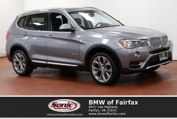 2017 BMW X3 in Fairfax, VA