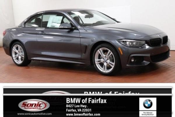 2020 BMW 4 Series in Fairfax, VA
