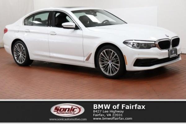 2019 BMW 5 Series in Fairfax, VA