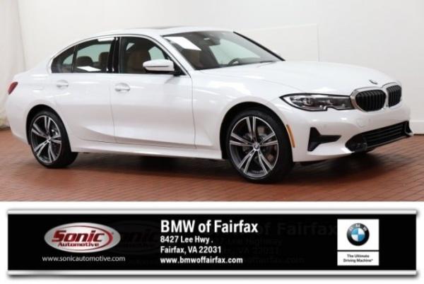 2020 BMW 3 Series in Fairfax, VA