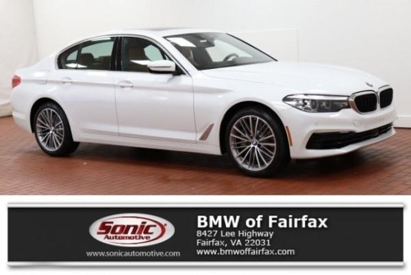 2020 BMW 5 Series in Fairfax, VA