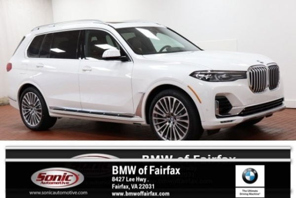 2020 BMW X7 in Fairfax, VA