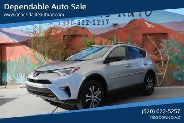 2017 Toyota RAV4 in Tucson, AZ