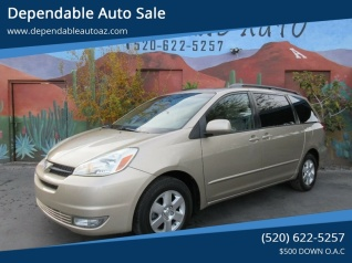 2004 Toyota Sienna Xle Limited 7 Penger Fwd For In Tucson Az