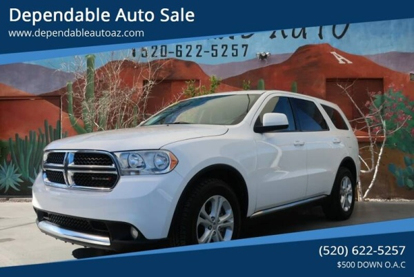 2013 Dodge Durango in Tucson, AZ