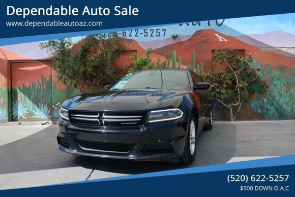 2015 Dodge Charger in Tucson, AZ