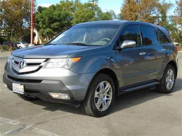 Acura Van Nuys >> 2009 Acura Mdx With Technology Package For Sale In Van Nuys Ca