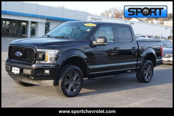 2018 Ford F-150 in Silver Spring, MD