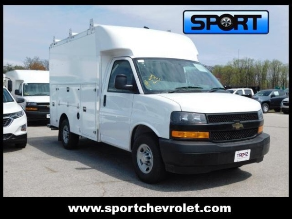 2019 Chevrolet Express Commercial Cutaway in Silver Spring, MD