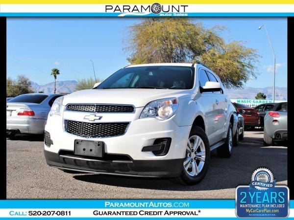 2015 Chevrolet Equinox in Tucson, AZ