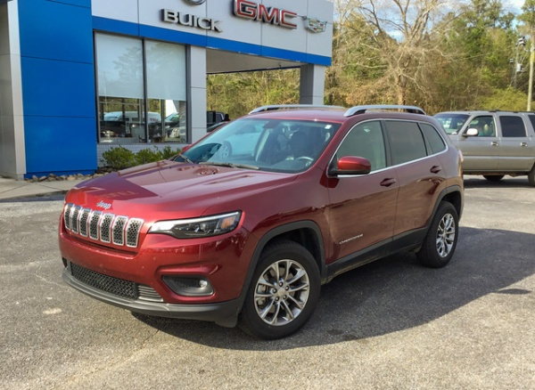 2019 Jeep Cherokee in Brewton, AL