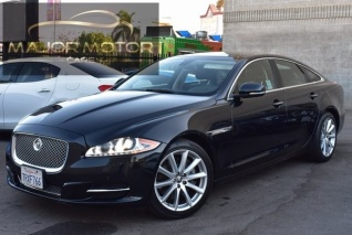 Used 2012 Jaguar XJ RWD For Sale In Santa Monica, CA