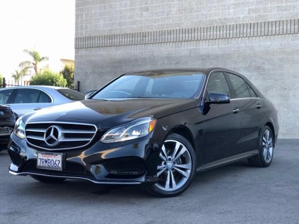 2016 Mercedes-Benz E-Class in Santa Monica, CA