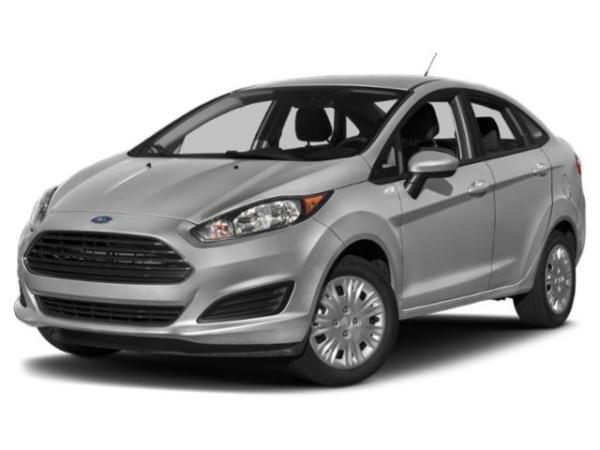 2019 Ford Fiesta S