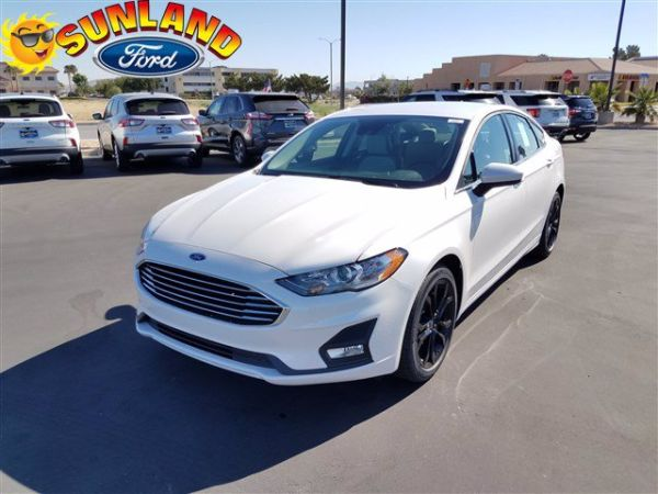 2020 Ford Fusion in Victorville, CA