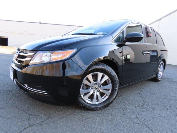 2016 Honda Odyssey in Nanuet, NY