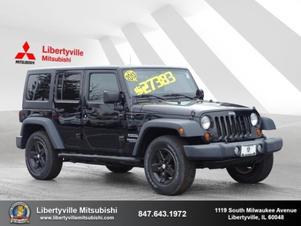 2013 Jeep Wrangler in Libertyville, IL