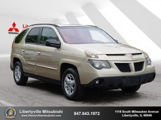 2005 Pontiac Aztek 4dr All Purpose Awd For In Libertyville Il