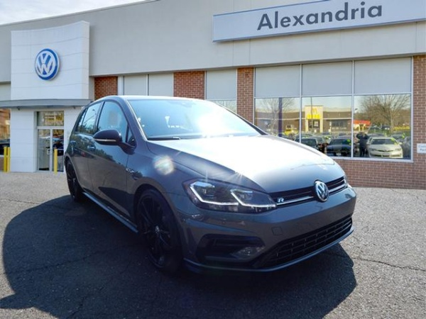 2019 Volkswagen Golf R DSG with DCC & Navigation For Sale in
