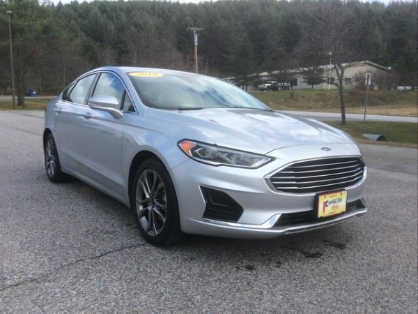 2019 Ford Fusion in Montpelier, VT