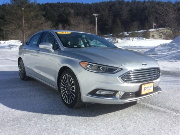 2018 Ford Fusion In Montpelier Vt