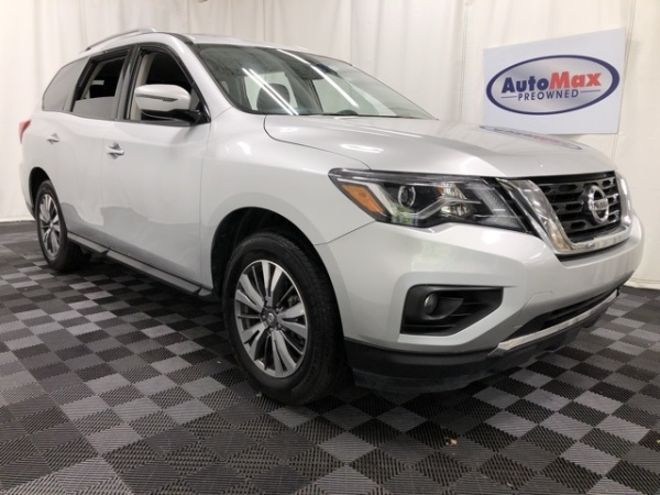 2018 Nissan Pathfinder in Framingham, MA