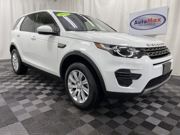 2018 Land Rover Discovery Sport in Framingham, MA