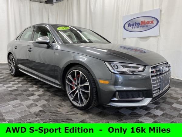2018 Audi S4 in Framingham, MA