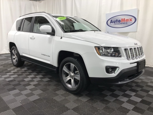 2016 Jeep Compass in Framingham, MA