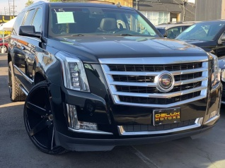 Used 2015 Cadillac Escalade For Sale 662 Used 2015 Escalade