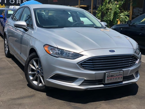 2017 Ford Fusion In Inglewood Ca
