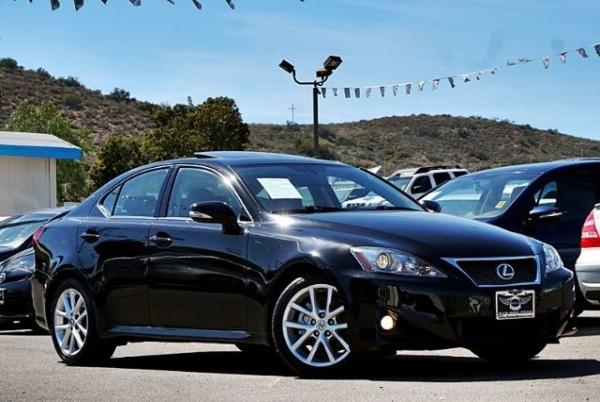2013 Lexus IS In Spring Valley, CA