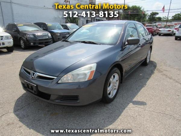 2007 Honda Accord in Austin, TX