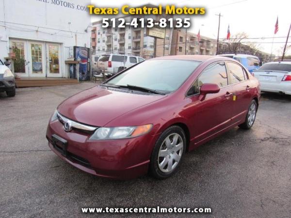 2006 Honda Civic in Austin, TX