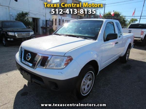 2013 Nissan Frontier in Austin, TX