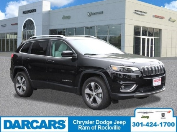 2020 Jeep Cherokee in Rockville, MD