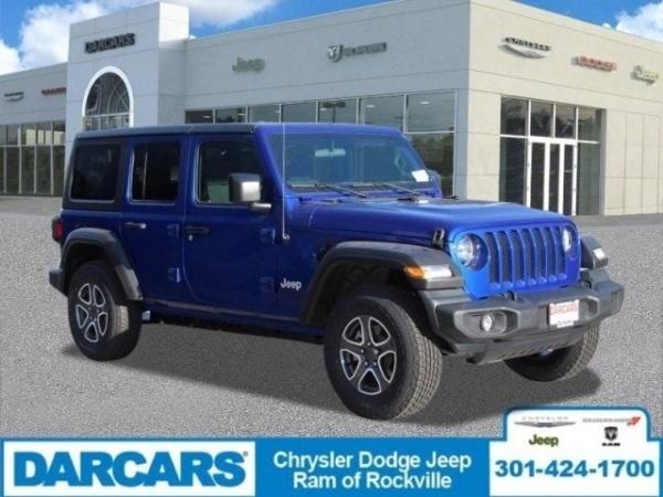 2020 Jeep Wrangler in Rockville, MD