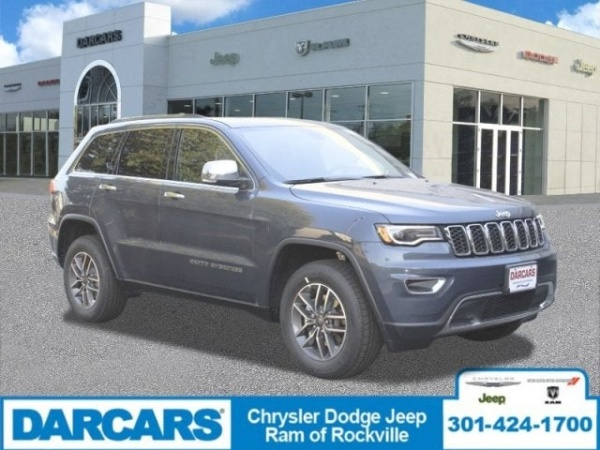 2020 Jeep Grand Cherokee in Rockville, MD