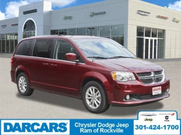 2018 Dodge Grand Caravan in Rockville, MD