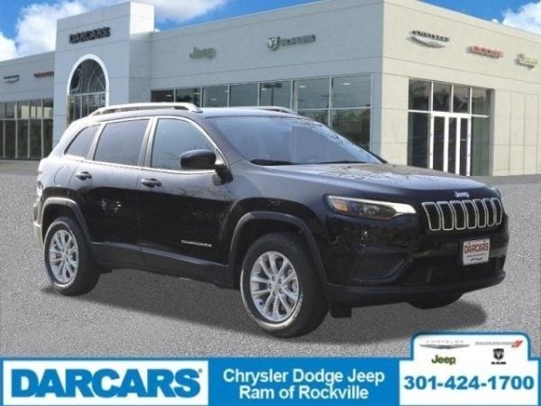 2020 Jeep Cherokee in Rockville, MD