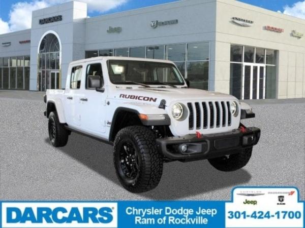2020 Jeep Gladiator in Rockville, MD