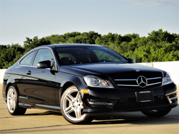 2015 Mercedes-Benz C-Class in Lawrence, KS