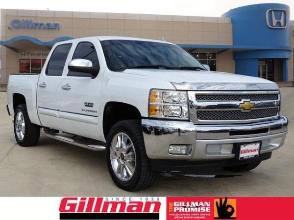 2012 Chevrolet Silverado 1500 in Selma, TX