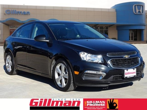 2016 Chevrolet Cruze Limited in Selma, TX