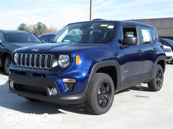 2020 Jeep Renegade in Baltimore, MD