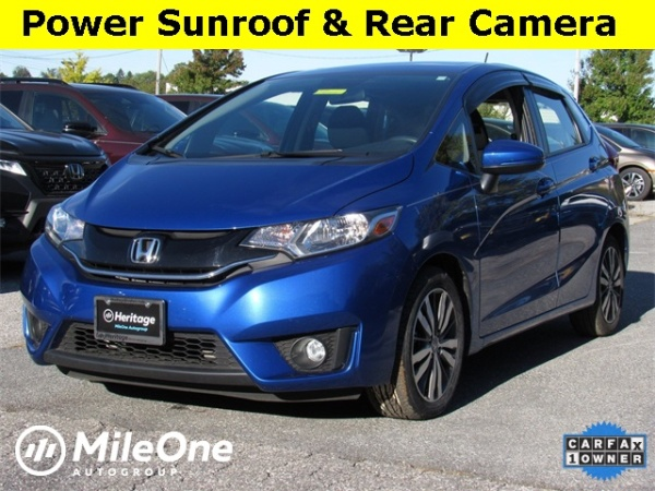 2017 Honda Fit in Westminster, MD